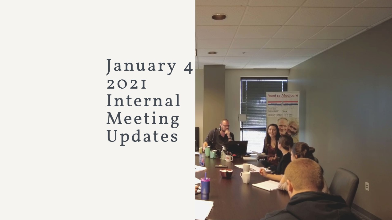 01-04-21 Meeting – Medicare Updates & News